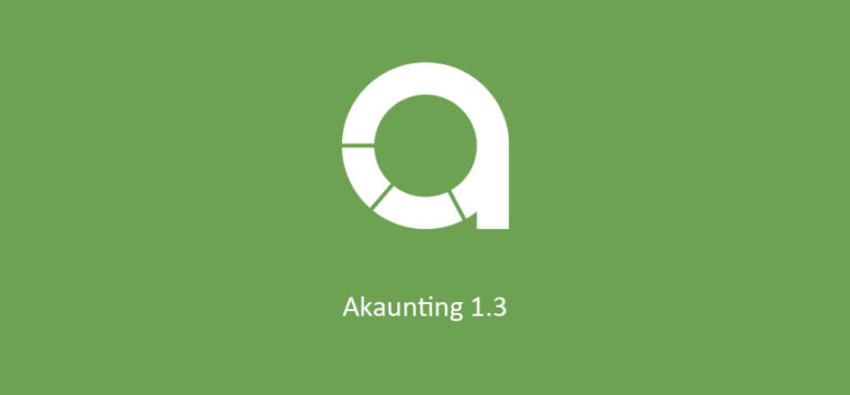 Akaunting 1.3 released