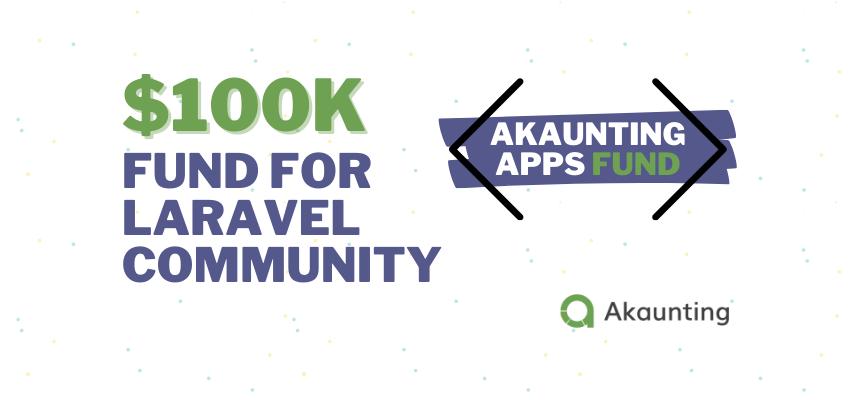 Akaunting $100K Apps Fund