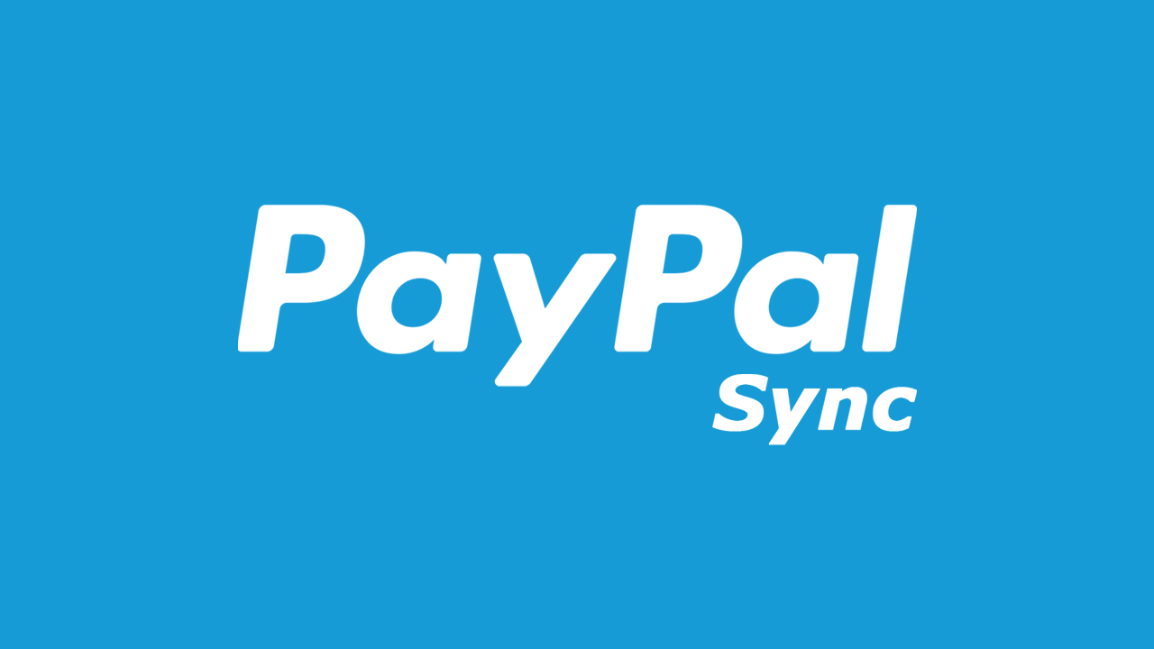 PayPal Sync