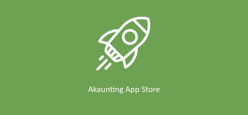 Akaunting App Store