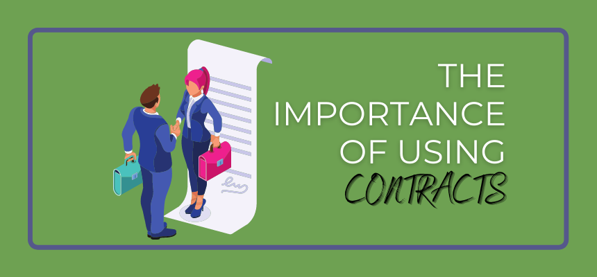 Why You Should Use Contracts in Your Small Business