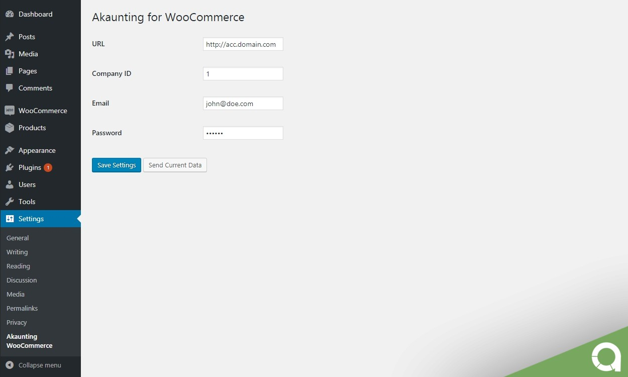 The Basic Principles Of Woocommerce Freshbooks